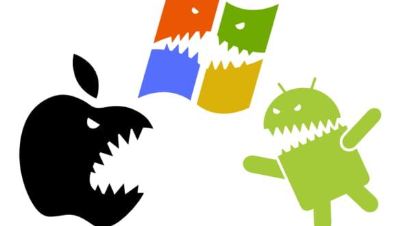 Piata Smartphone. Android se mentine lider, Apple a scazut usor, iar Windows castiga teren