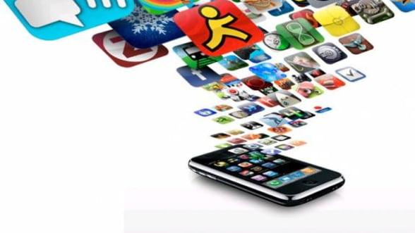 Piata aplicatiilor mobile, o oaza de prosperitate in contextul economic actual