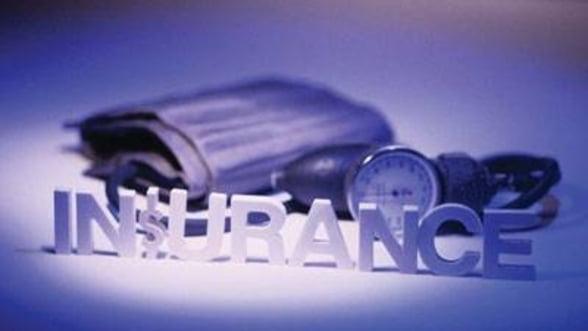 Piata asigurarilor inregistreaza o crestere timida in primul trimestru