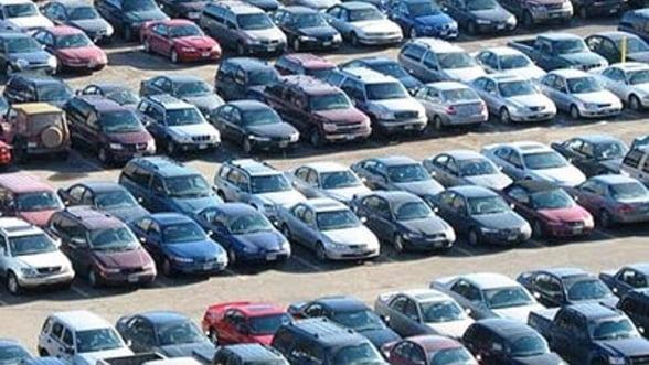 Piata auto, in 2012: Scadere de 10% fata de 2011