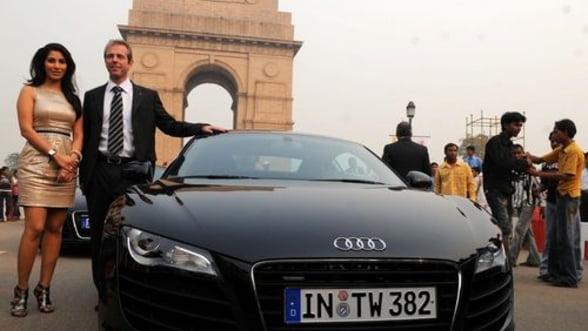 Piata auto de lux din India e in plina expansiune
