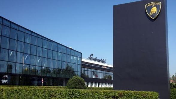 Piata auto de lux prinde viteza: Cifra de afaceri a Lamborghini a crescut cu 46%