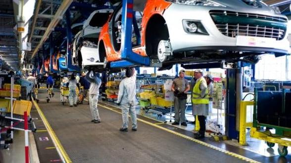 Piata auto din Europa a crescut in iulie, semnaland stabilizarea vanzarilor