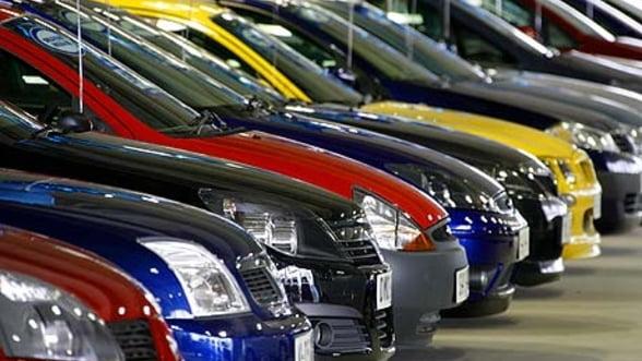 Piata auto din Europa nu da semne de revitalizare