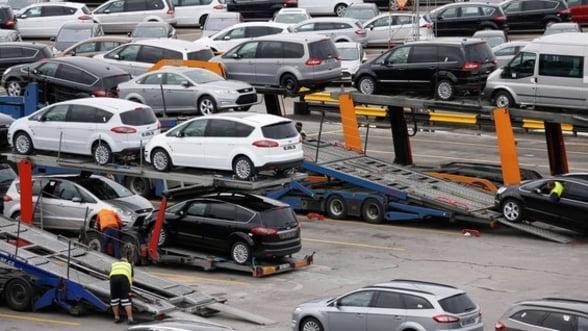 Piata auto din Europa va scadea cu 5% in acest an - estimare Renault