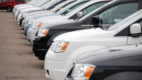 Piata auto isi revine: numarul inmatricularilor din Romania a crescut cu 44,3%