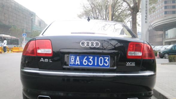 Piata chineza de automobile de lux, pe locul 2 in lume
