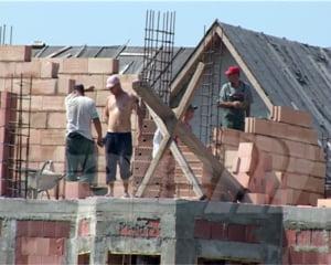 Piata constructiilor, blocata din cauza conditiilor de creditare