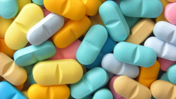 Piata de medicamente a crescut cu 21,6% in T1