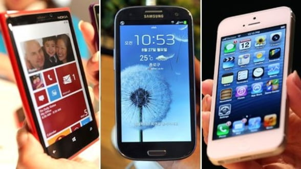 Piata de smartphone din Romania va creste cu 50% in acest an