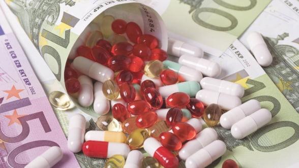 Piata farmaceutica romaneasca a crescut cu 3,1% in 2012