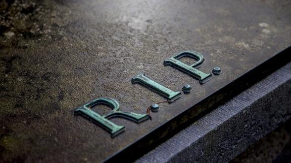 Piata firmelor de pompe funebre a inregistrat o crestere record in 2018, pana la 1,3 miliarde de lei