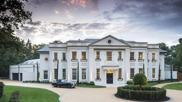Piata imobiliara de lux a Londrei se intoarce in 2008. Brexit doboara preturile