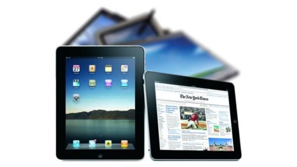 Piata locala de tablete se dubleaza in 2013