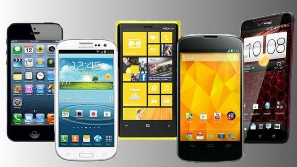 Piata smartphone-urilor se va dubla in doi ani
