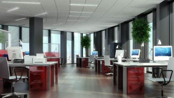 Piata tranzactiilor cu spatii de birouri din Capitala a crescut cu 27%, fata de anul trecut