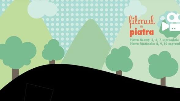 Piatra Neamt: Pelicule proiectate pe varful muntelui Cozla, la Filmul de Piatra