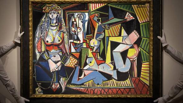 Picasso - un nou record de pret in lumea licitatiilor de arta