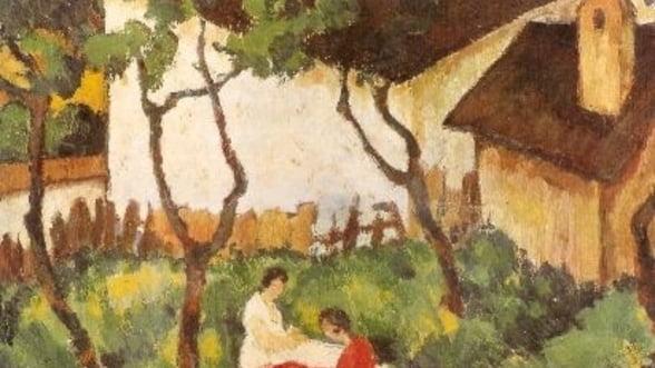 Picturi de un milion de euro, expuse la Muzeul de Istorie din Suceava