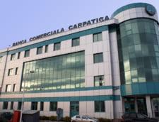 Pierderi de un milion de lei la Banca Carpatica