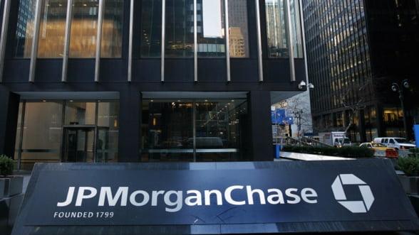 Pierderile JP Morgan cresc de la doua, la noua mld. de dolari. Este noul Lehman Brothers?