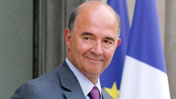 """Pierre Moscovici saluta finalul """"dogmei austeritatii"""" in Europa"""