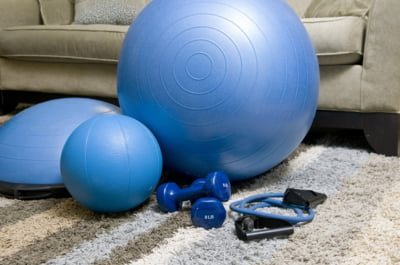 Piese care nu trebuie sa lipseasca din echipamentul fitness pentru acasa