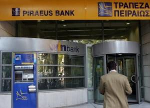 Piraeus Bank calculeaza dobanda variabila la creditele in lei pe baza ROBOR din 16 octombrie