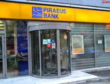 Piraeus Bank vinde subsidiara din Romania