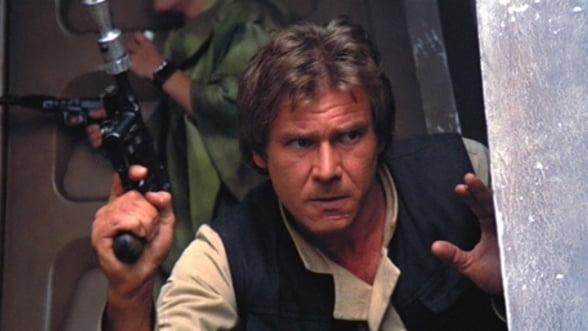 """Pistolul folosit de Harrison Ford in """"Star Wars"""" este scos la licitatie"""