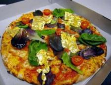 Pizza de 4.000 de dolari? Cat costa cea mai scumpa mancare din lume