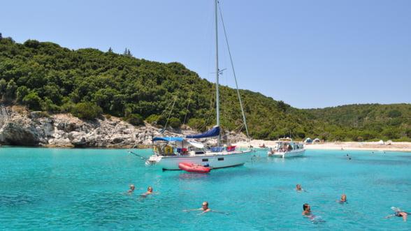 Plajele secrete ale Europei: Colturi nestiute de paradis din insulele grecesti