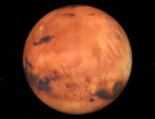 Planeta Marte, urmatoarea destinatie in turismul spatial