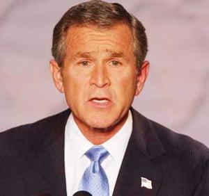Planul lui Bush pentru stoparea crizei - peste 500 de miliarde de dolari?