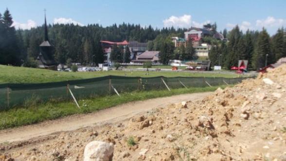 Planuri ambitioase in Brasov: Trotuar rulant pana la partie