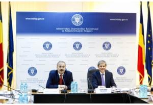 Planurile lui Ciolos pentru absorbtia de fonduri europene