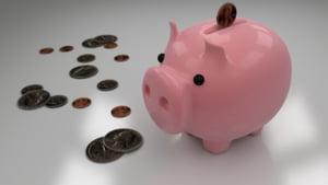 Pofta de economisire in timpul pandemiei: depozitele in banci ale firmelor si populatiei au crescut fata de aprilie 2020
