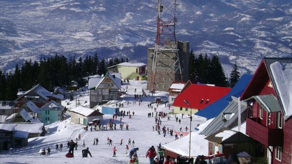 Poiana Brasov, Borsec si Straja, cele mai aglomerate statiuni montane
