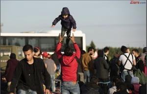 Politia din Germania avertizeaza: Exista riscul de izbucniri violente in taberele de refugiati