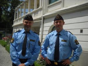Politisti suedezi la parada gay din Bucuresti: Si in Politia Romana exista homosexuali