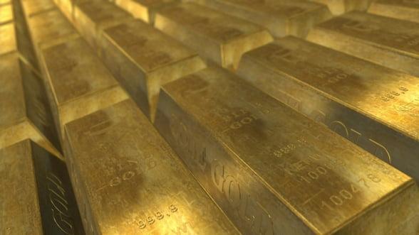 Polonia a profitat de pretul scazut si a achizitionat cea mai mare cantitate de aur din ultimii 10 ani
