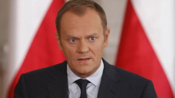 Polonia sprijina eforturile salvarii zonei euro