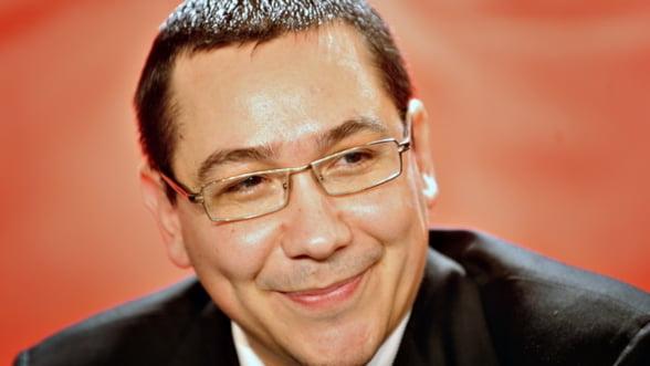 Ponta: Accizele pentrul anul viitor vor fi, cu siguranta, mai mici