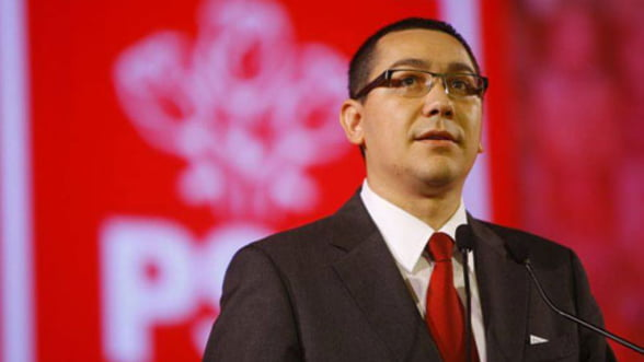 Ponta: Corectiile pe POSDRU s-ar putea ridica la 175 mil. de euro