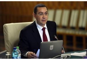 Ponta: Daca nu ajutam R. Moldova, fortele pro-ruse pun din nou stapanire pe tara