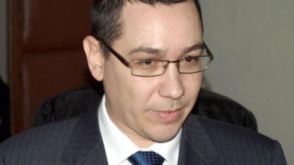 Ponta: Deocamdata se pune problema explorarii gazelor de sist. Decizia de utilizare, peste cinci ani