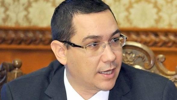 Ponta: Estimarile indica o crestere economica de 3,2% in primul trimestru