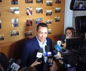 Ponta: Grindeanu se sfatuieste cu mine, dar face ce spune Dragnea