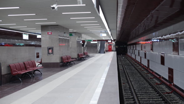 Ponta: Guvernul asigura banii pentru investitiile Metrorex