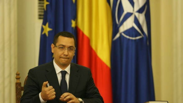 Ponta: Importam gaze rusesti la pret triplu. E o catastrofa!